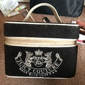 Juicy Couture Makeup Bag